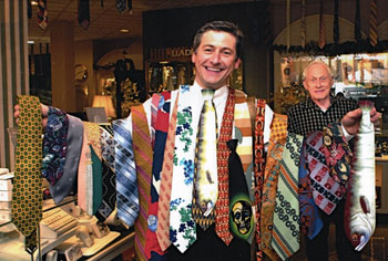Murphy Jewelers Ugly Tie Contest