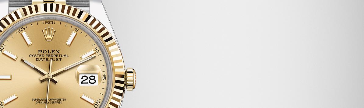 Rolex banner
