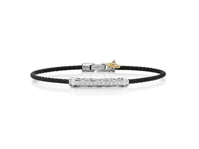 Cropped product listing noir bangle