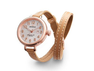 Cropped product listing ladies birdy watch