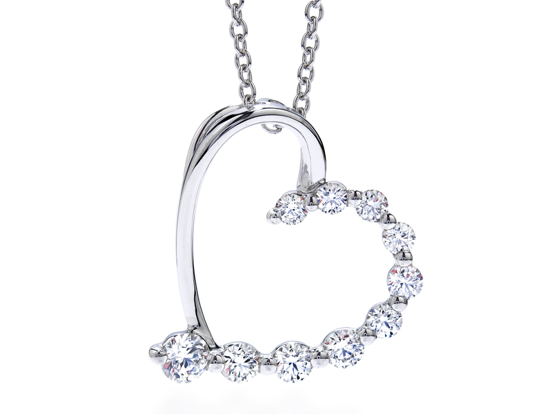 Cropped product page amorous journey heart necklace