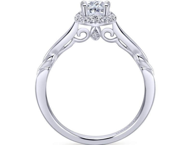 Cropped product page oval contemporary engagement ring