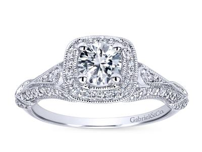 Cropped product listing victorian engagement ring
