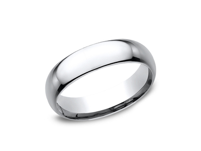 Cropped product listing cobalt wedding band