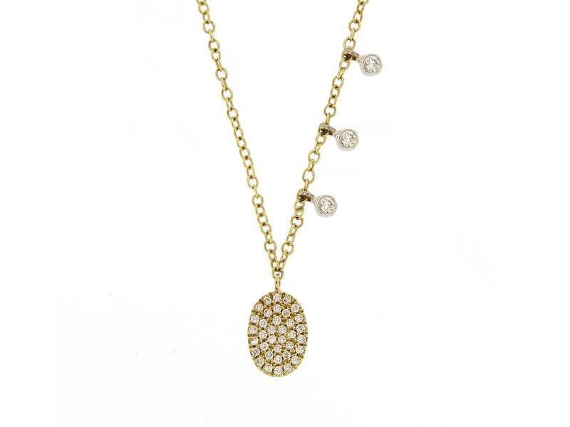 Cropped product page pave diamond necklace