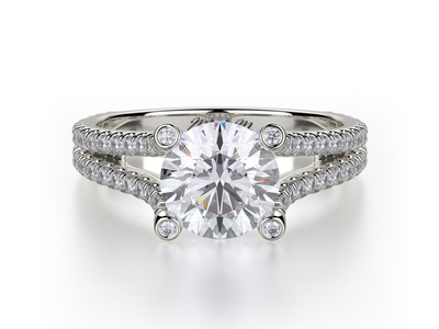 Cropped product listing split side engagement ring