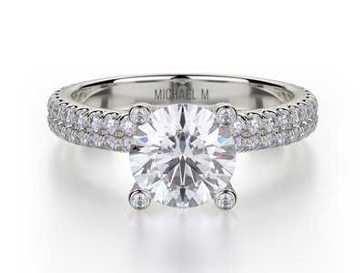 Cropped product listing double row engagement ring