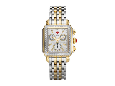 Cropped product listing signature deco diamond watch case