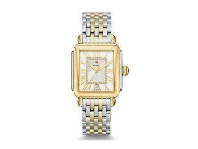 Cropped product listing madison two tone watch case