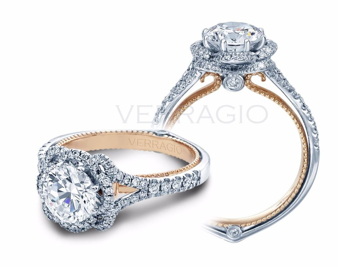 Engagement Verragio rings: the couture collection pictures rare photo