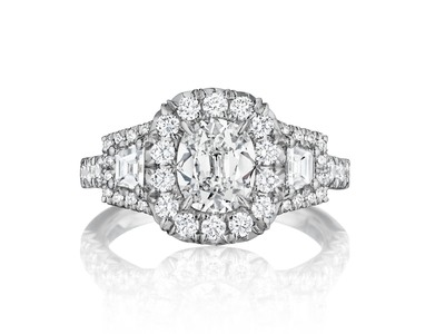 Cropped product listing cushion cut acmt engagement ring