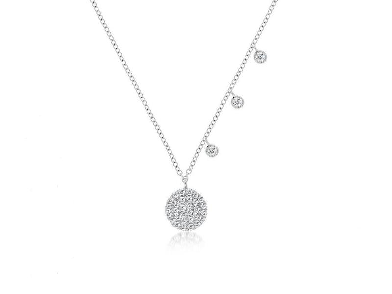 Cropped product page diamond disc necklace