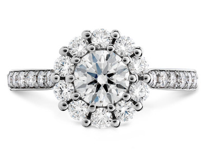 Cropped product listing beloved engagement ring