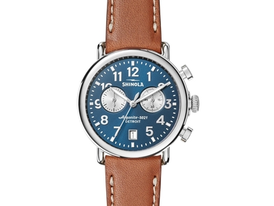 Cropped product listing the runwell chrono 41mm
