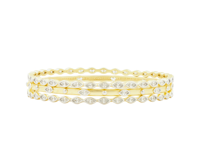 Cropped product listing fleur bloom 3 stack bangles