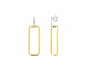Cropped product listing parisienne earrings