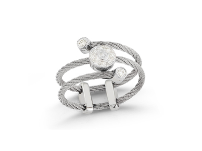 Cropped product listing classique wrap ring
