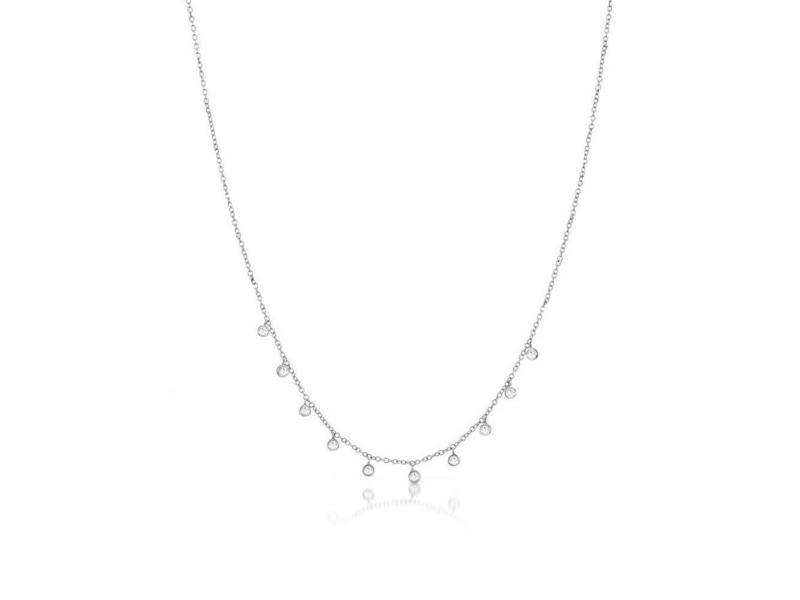 Cropped product page diamond bezel necklace