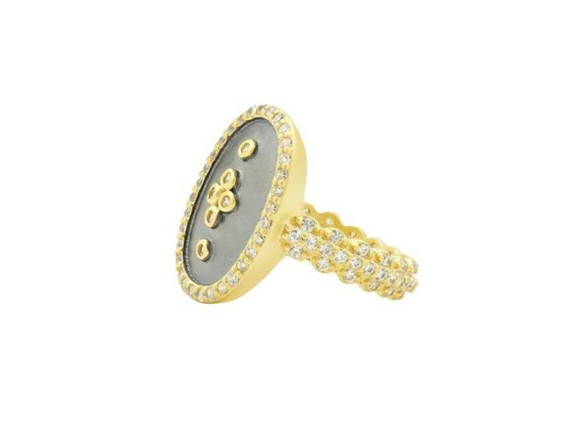 Cropped product page clover cocktail ring