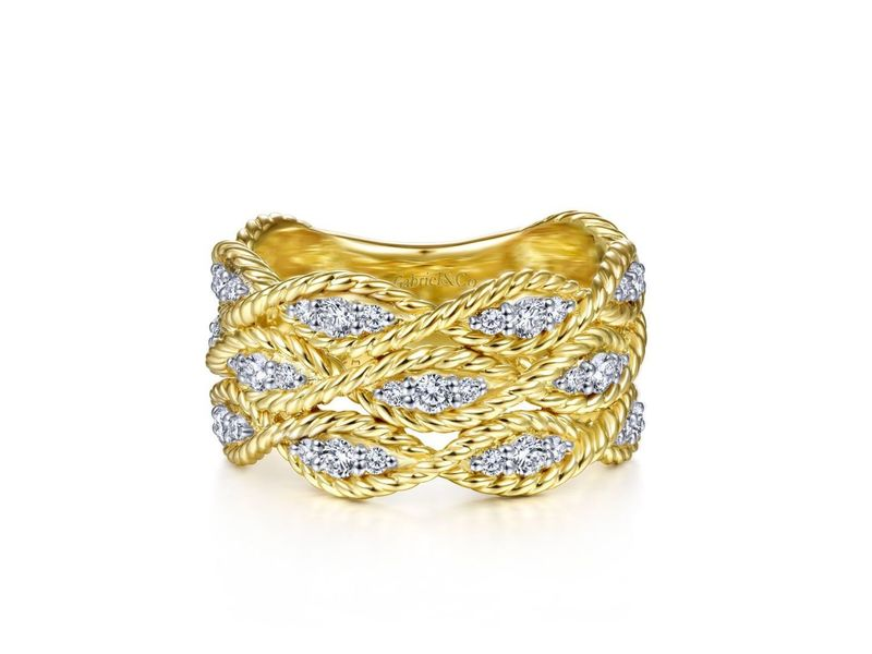 Cropped product page wide band ring