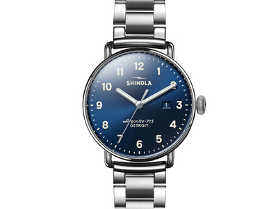 Cropped product listing the canfield 43mm