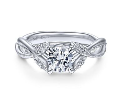 Cropped product listing marguerite twisted engagement ring