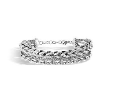 Cropped product listing asli classic chain link multi row bracelet