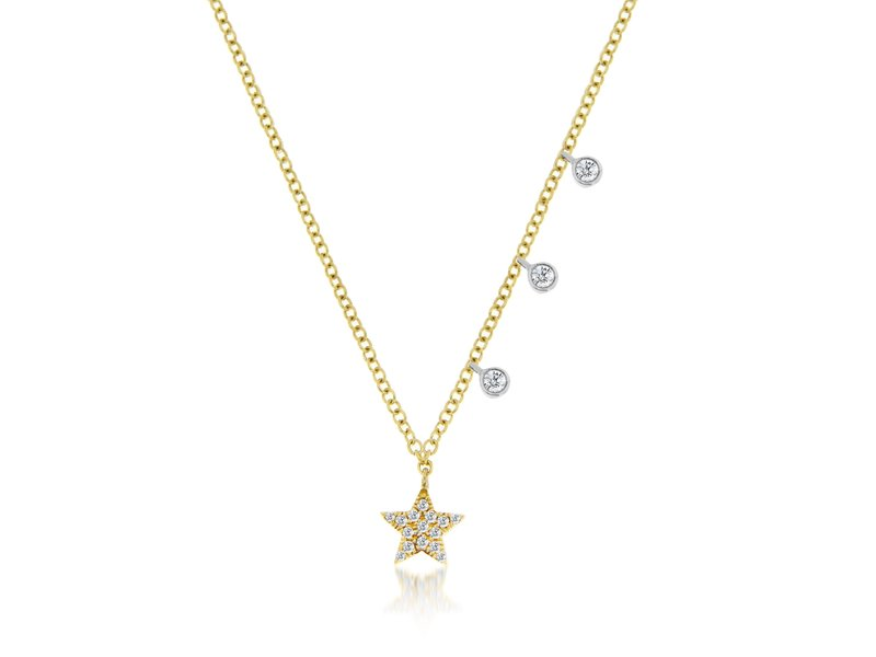 Cropped product page diamond star necklace