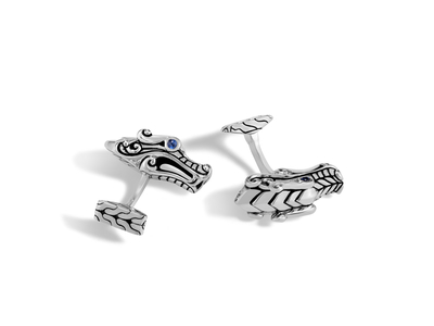 Cropped product listing legends naga cufflinks