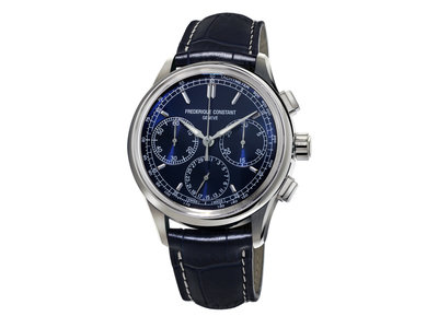 Cropped product listing flyback chronograph watch