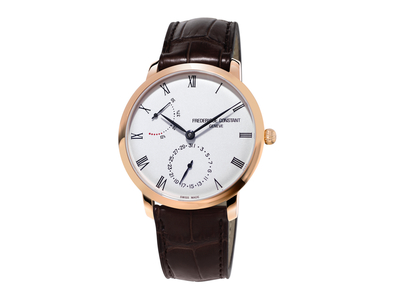 Cropped product listing slimline power research watch