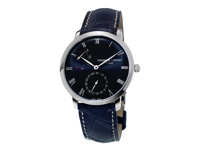 Cropped product listing slimline power reserve watch
