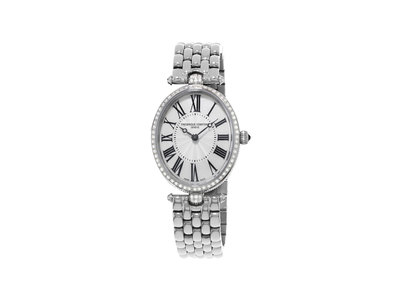Cropped product listing classic art deco oval watch