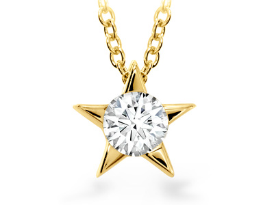 Cropped product listing illa star necklace