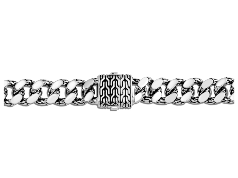 Cropped product page men s classic chain curb link bracelet