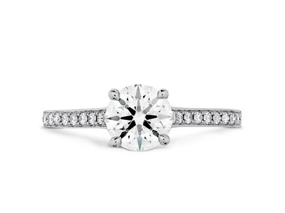 Cropped product listing illustrious engagement ring