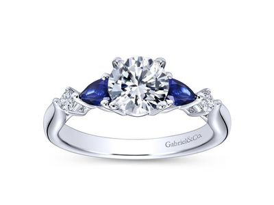 Cropped product listing carrie sapphire accent engagement ring