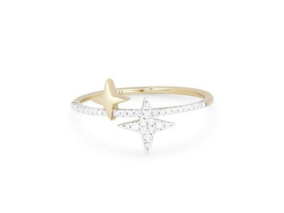 Cropped product listing star ring