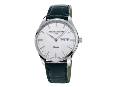 Cropped product listing classics quartz watch with a modern twist