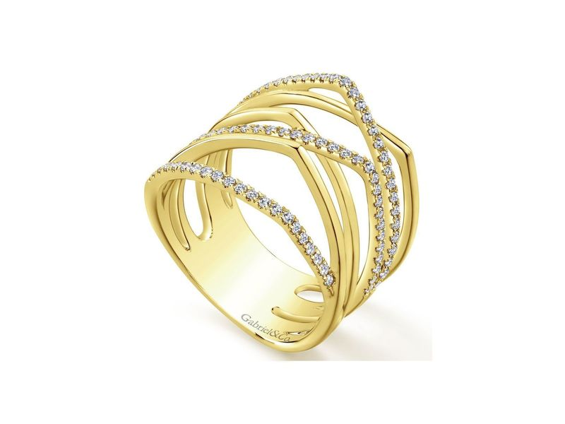 Cropped product page multi row diamond wide band