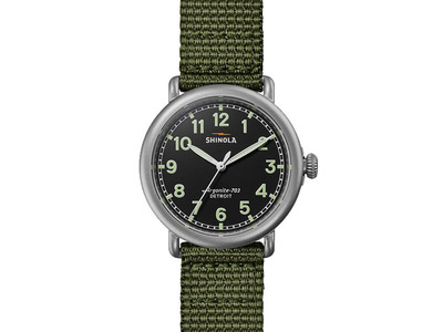 Cropped product listing the runwell field watch 41mm