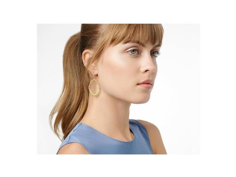 Cropped product page open hoop earring