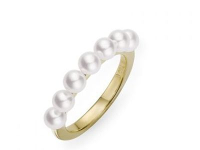 Cropped product listing akoya cultured pearl ring