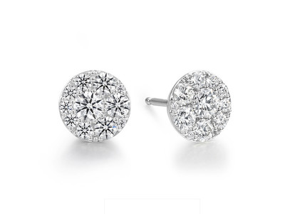 Cropped product listing tessa diamond circle earrings