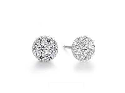 Cropped product listing tessa diamond circle earrings 0 35 ctw