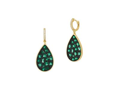 Cropped product listing midnight charm earring