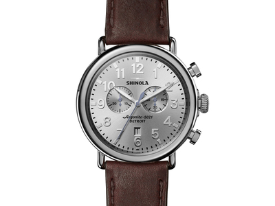 Cropped product listing the runwell chrono 47mm
