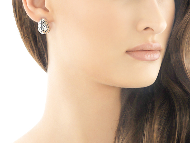 Cropped Product Page Kali Buddha Belly Earrings