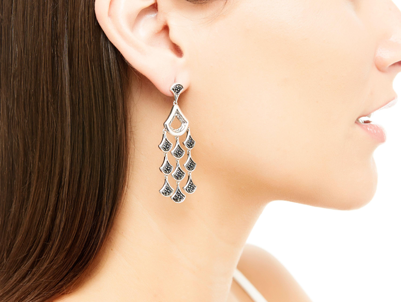 c232dfd19 John Hardy Naga Scale Chandelier Earrings — Murphy Jewelers