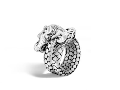 Cropped product listing naga coil ring